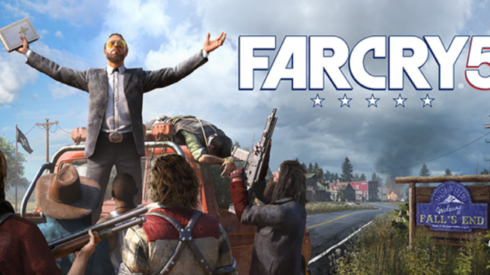 Gewinnen Sie mit Media Markt tolle Far Cry 5 Goodies